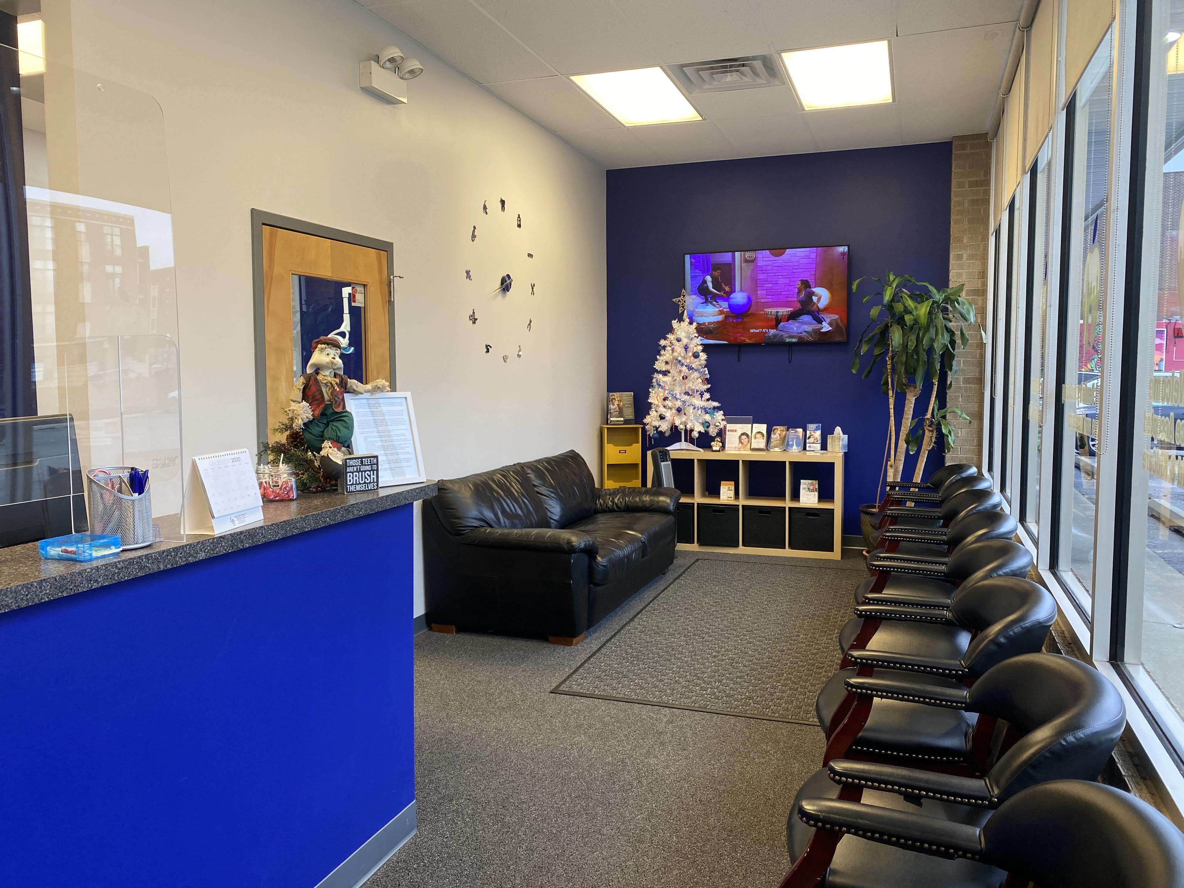 Dentist Office Waiting Room
